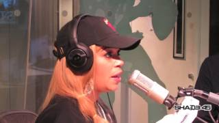 """Faith Evans Talks The First Time She Realized B.I.G Was """"Special"""" + New Album , Relationship w/ Kim"""