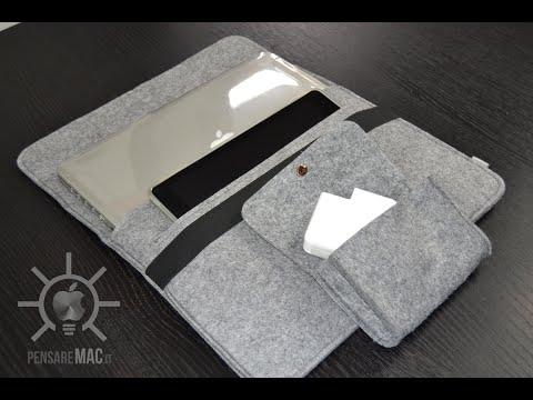 Recensione | Custodia Inateck per MacBook Pro Retina 13