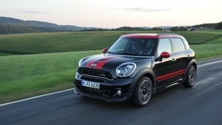 Real World Test Drive 2013 MINI John Cooper Works Countryman