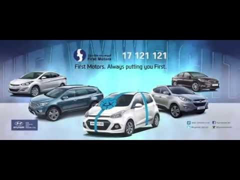 Ramadan bumper offer at first motors