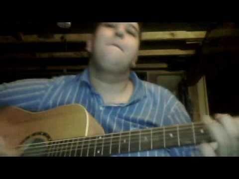Brock Stonefish sings