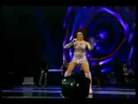 Gloria Trevi TODOS ME MIRAN Premios Telehit 2008