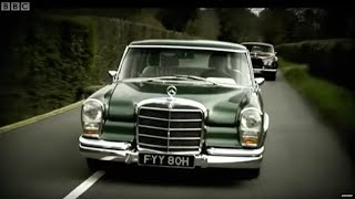 Video Classic Car Challenge: Grosser Mercedes Vs Rolls-Royce Corniche | Top Gear MP3, 3GP, MP4, WEBM, AVI, FLV Desember 2018