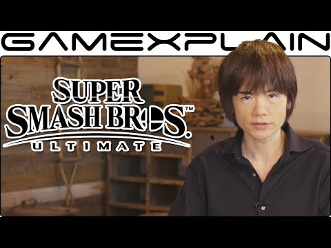 Super Smash Bros. Ultimate - Sakurai On Hype, Leaks, & Fewer Fighters In The Next Smash?! (Famitsu)