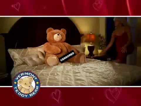 Vermont Teddy Sex Bear