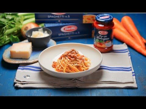 BARILLA SG - Spaghetti Bolognese