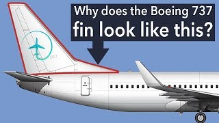 Video The Boeing 737NG Fin: Why does it look like that? MP3, 3GP, MP4, WEBM, AVI, FLV November 2018