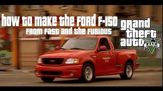 Nonton Gta 5 Online- Ford F-150 From Fast&Furious Car Build Film Subtitle Indonesia Streaming Movie Download