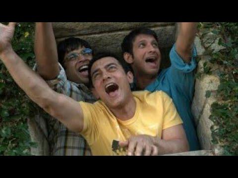3 Idiots ,, Behti Hawa Sa Tha Woh ,,full HD song,, all nice video,