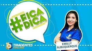 Você que está se preparando para o concurso de AGENTE PENITENCIÁRIO - CE, confira a DICA com a profª Emilly Albuquerque.