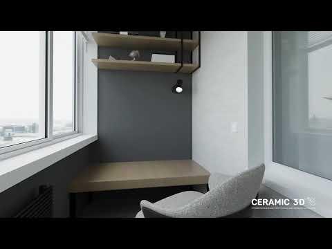 Ceramic 3D: продавайте реализацию мечты, а не отделку