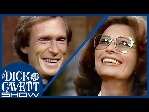 Sophia Loren Flirts With Dick | The Dick Cavett Show