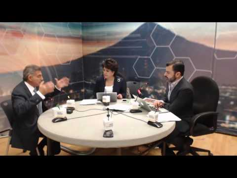Entrevista con Tony Gali en Oro Noticias sobre Seguridad en Puebla