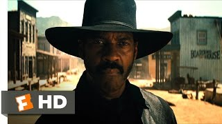 Nonton The Magnificent Seven (2016) - Pray With Me Scene (10/10) | Movieclips Film Subtitle Indonesia Streaming Movie Download