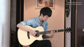 Sungha http://www.sunghajung.com arranged and played
