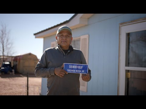 Plus Codes: A Navajo Nation Collaboration