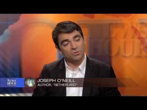Joseph O'Neill – PBS NewsHour
