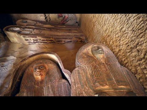 Αίγυπτος: Σημαντική αρχαιολογική ανακάλυψη