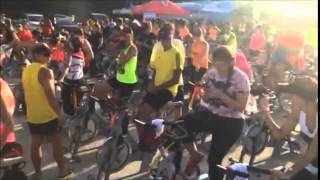 Power Breezer at Panamá City Spinning Contest - Pre-Event