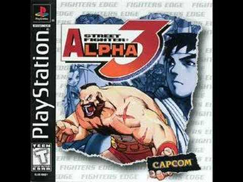 Street Fighter Alpha 3- Daybreak (ending theme)