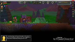 Petit gameplay détente sur Starbound. Record: SkyOon_ En compagnie de Fenson ...on peux l'entendre c incroyable par contre ...
