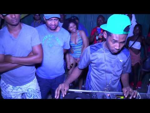 GUYANA DANCEHALL DJ. MAGNUM CREEK EASTER SUNDAY FULL SET AZIZA AKOUSA ON THE LINDEN HIGHWA