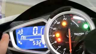3. 2014 Triumph Daytona 675R Review- New account