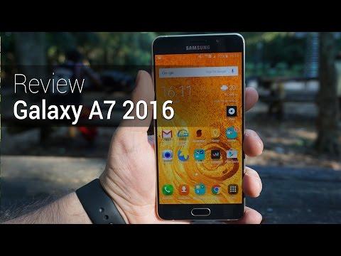 Análise: Galaxy A7 2016  Review do Tudocelular.com