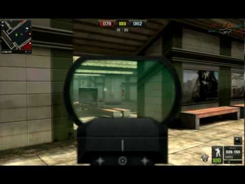 P90 - FPS game pointblank show head-shot sound track Step_Up_2-_Jabbawockeez.