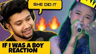 Video Vocalist Reacts to Anneth - If i were a boy | REACTION VIDEO | its coming home MP3, 3GP, MP4, WEBM, AVI, FLV April 2019