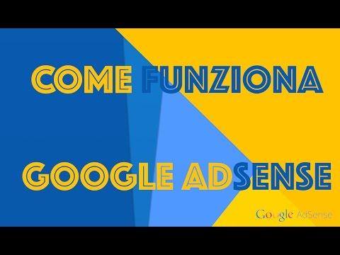 cosa è google adsense? come funziona?