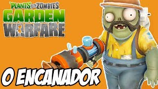 Plants vs Zombies Garden Warfare - O Encanador