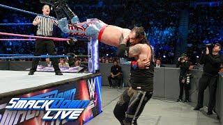 Nonton Sin Cara vs. Baron Corbin: SmackDown LIVE, Oct. 17, 2017 Film Subtitle Indonesia Streaming Movie Download
