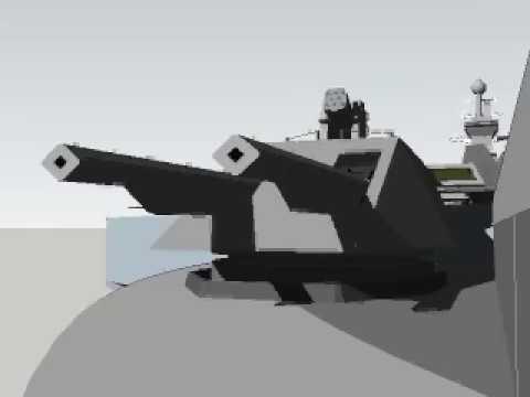 BRP Ferdinand Marcos Class Megacarrier