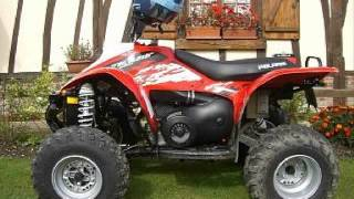 7. polaris trail blazer 330