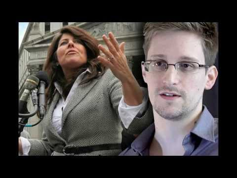 Is Edward Snowden a Double Agent?