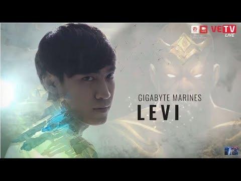 GAM Levi Stream | Người Đi Rừng Số 1 Tại Việt Nam Leo Rank Hàn