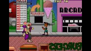 """I decided to do a double feature this time, I'm reviewing """"Bebe's Kids"""" for the Super Nintendo Entertainment System (SNES) and..."""