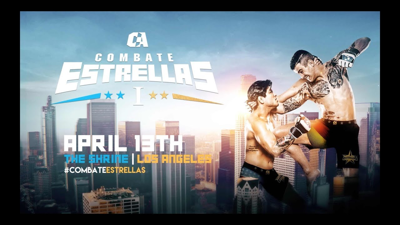 Combate Estrellas: Stars Will Rise | Los Angeles