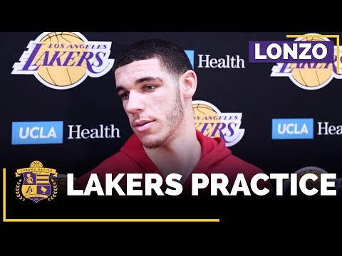 Video: Lonzo Ball After Warriors, Steph Curry Matchup