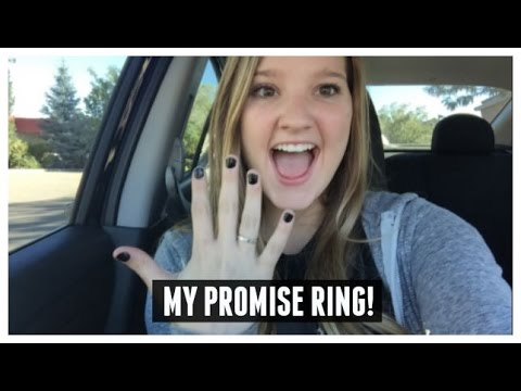 MY PROMISE RING! | 09.21.15