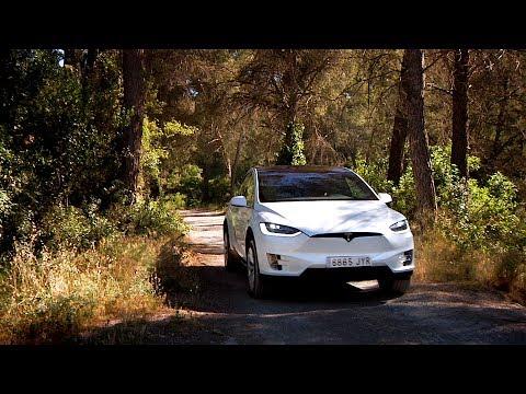 Tesla Model X, el cotxe del futur