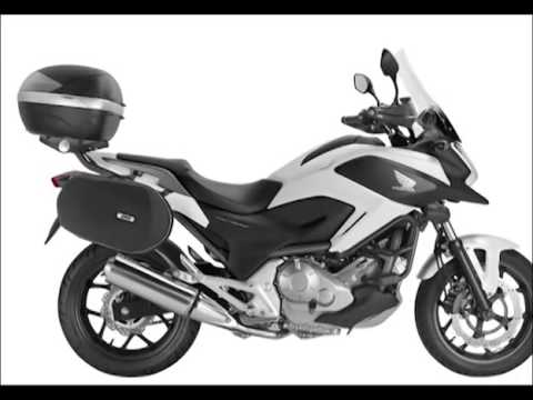 Customize your Honda NC700X with GIVI accessories