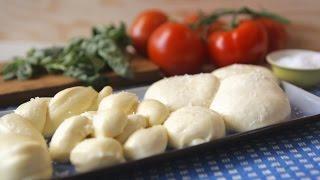 Mozzarella casera