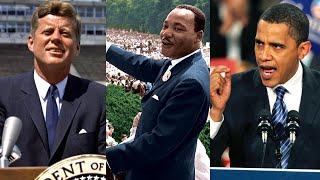 Video American History: The Greatest Speeches (1933-2008) MP3, 3GP, MP4, WEBM, AVI, FLV Juni 2017