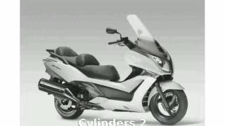 3. 2006 Honda Silver Wing Base -  Engine Features Specs superbike Specification Details