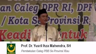 Download Video Yusril Ihza Mahendra: Umat Islam dan Indonesia Merdeka MP3 3GP MP4
