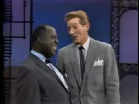 Louis Armstrong & Danny Kaye,