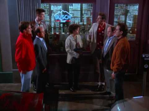 Bizarro World Seinfeld