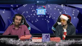 (RU) LOOT.BET Winter masters || Alliance vs EPG || map 2 || by @Mr_Zais & @mrdoubld